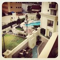 Foto tirada no(a) Quality Suites Long Stay Vila Olímpia por Leandro P. em 9/22/2012
