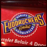 Photo taken at Fuddruckers by Wayne M. on 10/13/2012