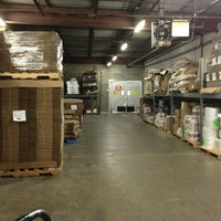 Photo taken at S And F Foods Inc by Jason S. on 1/9/2013