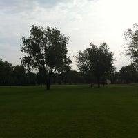 Photo taken at Rosewood Park by Thomas J. on 9/19/2013