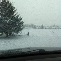 Photo taken at Rosewood Park by Thomas J. on 2/1/2013