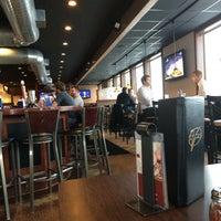 Photo taken at Vitale's Pizzeria & Lounge by Thomas J. on 2/21/2014