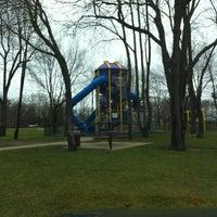 Photo taken at Rosewood Park by Thomas J. on 1/13/2013