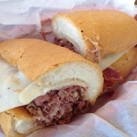 Photo taken at Johnnie's Pastrami by Bill S. on 10/13/2012
