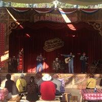 Photo taken at Big Thunder Ranch Jamboree by Bill S. on 1/26/2013