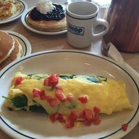 Photo taken at IHOP by Monther A. on 11/9/2014