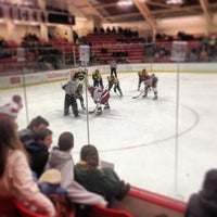 Photo taken at Bright Hockey Center by Matt V. on 1/26/2013
