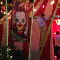 Photo taken at Circus Of Superstition 3D by Laura K. on 10/5/2013