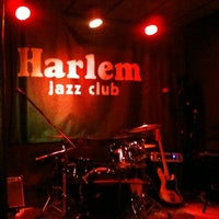 Photo taken at Harlem Jazz Club by Deniz S. on 11/30/2012