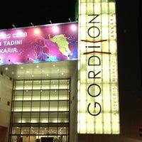 Photo taken at Gordion by Tayfun Y. on 4/14/2013