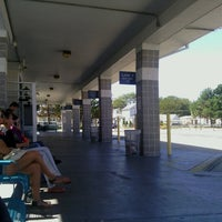 Photo taken at Wildwood bus terminal by Clementine M. on 9/15/2012