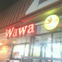 Photo taken at Wawa by Clementine M. on 2/17/2013