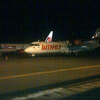 Photo taken at Jalaluddin Airport (GTO) by Umboro on 3/2/2013