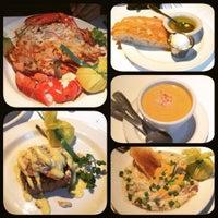 Photo taken at Steve Fields Steak and Lobster by Jennifer T. on 7/11/2015