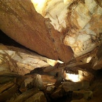 Photo taken at Endless Caverns by Kait V. on 10/5/2013