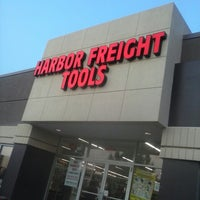 Photo taken at Harbor Freight Tools by MikeandJo W. on 8/19/2013