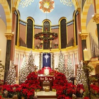 Photo taken at St. Joseph R.C. Church by Angela C. on 12/25/2015