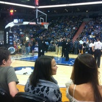 Photo taken at Target Center by Laura T. on 11/10/2012