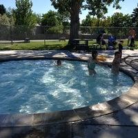 Photo taken at Pheasant Run Swimming Pool by 💩Larry B. on 6/11/2013