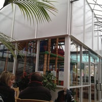 Photo taken at Wyevale Garden Centre by Lesley B. on 11/25/2012