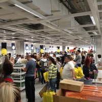 Photo taken at IKEA by Alen G. on 9/6/2014