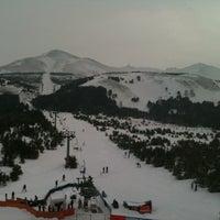 Photo taken at Polat Erzurum Resort Hotel by Duygu B. on 1/28/2013