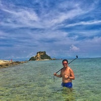 Photo taken at Sombrero Island by Jerico R. on 5/9/2017