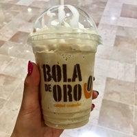 Photo taken at Café Bola de Oro by Erali P. on 4/16/2017