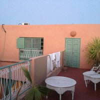 Photo taken at Riad Darmchicha by Marco F. on 1/5/2013
