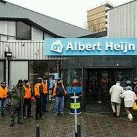 Photo taken at Albert Heijn by Alda A. on 12/24/2016