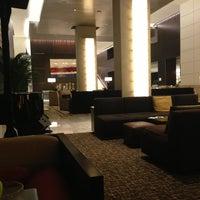 Photo taken at Loews Atlanta Hotel by Matthew N. on 7/28/2013