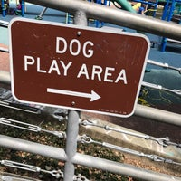 Photo taken at St. Mary's Park Dog Run by Wilfred W. on 8/19/2017