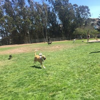 Photo taken at St. Mary's Park Dog Run by Wilfred W. on 8/13/2016