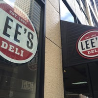 Photo taken at Lee's Deli by Wilfred W. on 7/25/2016