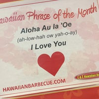 Photo taken at L&L Hawaiian Barbecue by Wilfred W. on 9/25/2016
