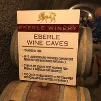 Photo taken at Eberle Winery by Wilfred W. on 6/22/2017