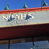 Photo taken at Noah's Bagels by Wilfred W. on 11/2/2013