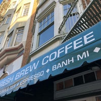 1/19/2018에 Wilfred W.님이 Fresh Brew Coffee에서 찍은 사진