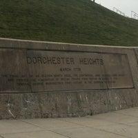 Foto tirada no(a) Dorchester Heights Monument por GalwayGirl em 6/11/2016