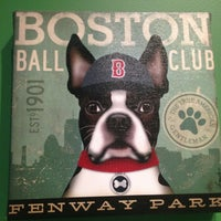 Photo taken at Fenway Bark by GalwayGirl on 1/13/2013