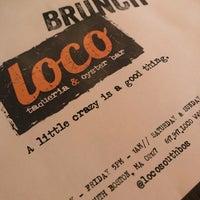 Photo prise au Loco Taqueria & Oyster Bar par GalwayGirl le4/15/2018