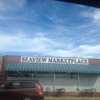 Photo taken at Seaview Marketplace by GalwayGirl on 9/15/2013