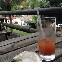 Photo taken at The Landing, Cafe Beach Bar by GalwayGirl on 11/28/2013