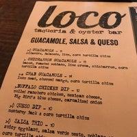 7/26/2018 tarihinde GalwayGirlziyaretçi tarafından Loco Taqueria & Oyster Bar'de çekilen fotoğraf