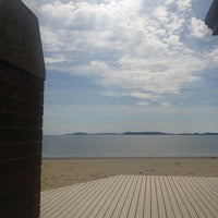 Photo Taken At Carson Beach By GalwayGirl On 6 16 2013