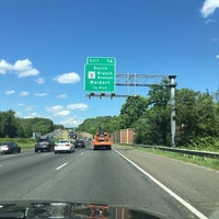 Photo taken at I-95/495 Exit 7 - Branch Avenue (MD 5) by Strawberri R. on 6/8/2016