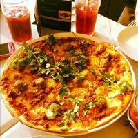 Photo taken at Pizza Express by Senny O. on 9/23/2012