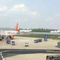 Photo taken at Terminal 2D by Jiji R. on 5/2/2013