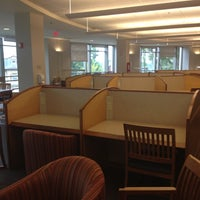 Photo taken at Tisch Library, Tufts University by Thomas S. on 10/3/2012