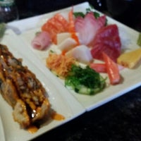 Photo taken at Kobe Japanese Steakhouse & Italian Cuisine (Sake House) by Heather K. on 4/14/2015